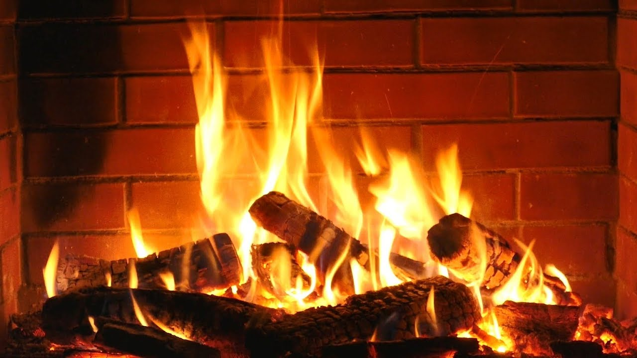Fireplace Christmas Music.Fireplace Hd With Christmas Music Non Stop Ecolicious